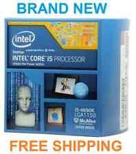 Intel Core i5-4690K 3.5GHz LGA 1150 Boxed Quad-Core Processor