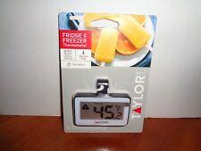 Taylor Digital Food Service Refrigerator Freezer Thermometer Min/Max Temperature