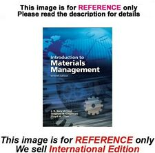 Introduction to Materials Management, 7th edition (International Edition)