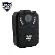 Police Force Tactical Body Camera/Dash Cam Pro HD - PFBCPHD
