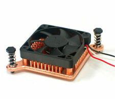 Enzo Tech  Low Profile 40x40x13.8mm Pure Copper Northbridge Cooler (SLF-40mm)