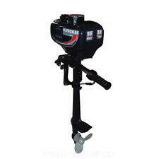 3.5/4/6/6.5/7Hp 2/4 Stroke Outboard Motor Boat Engine Motor Water/Air Cooling Us
