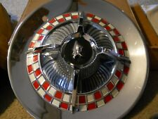 NOS wheel covers 59 Dodge Coronet Royal Lancer D 500 Mopar Forward Look NICE! RA
