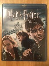Harry Potter And The Deathly Hallows Part 1 (Blu-Ray 4 Disc Set)