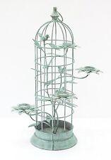 Ophelia & Co. Bird Cage Iron Candelabra
