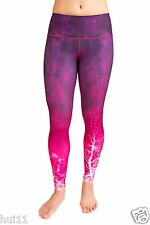 Inner Fire Dusk Legging Yoga Pants Breathable High Waisted Eco-Fabric M Size 8