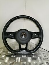 VW GOLF MK7  R LINE STEERING WHEEL WITH AIRBAG