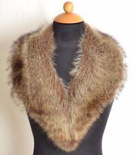 Damen-Schals & -Tücher im Vintage/Stolen-Stil aus Pelz Umschlagtuch
