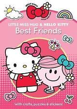 Little Miss Hug and Hello Kitty Best Friends (Mr Men Activity Book), New,  Book