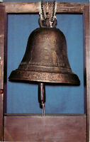 Postcard Oldest Bell In USA, San Miguel Mission, Santa Fe, NM