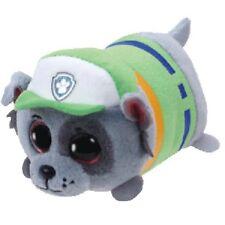 """Teeny Tys Paw Patrol Rocky dog Plush  Stuffed Animal Doll Toy  4"""""""