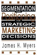 NEW - Segmentation & Positioning for Strategic Marketing Decisions