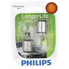 Philips Front Turn Signal Light Bulb for Kawasaki ZL1000 Eliminator W650 - cg
