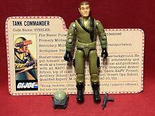 1983 Vintage Gi Joe.................STEELER 100% Complete
