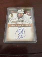 13/14 Panini Crown Royal 1St Class Sigs Ducks Emerson Etem Auto Card #FC-EE