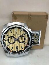 New Corum Admirals Cup Dealer Wall Clock
