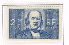 France Medicine Famous Doctor Physiologist Claude Bernard stamp 1939 MNH