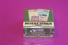 Desert Storm Pro Set Collector Cards Sealed Box.  See pic.