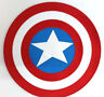"Giant 10"" Captain America Shield Back Embroidered Patch- Iron On"