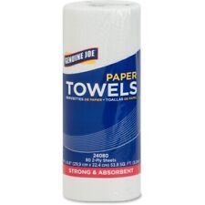Genuine Joe #24080 Household Paper Towel 80 Sheets/ Roll Lot=1 Roll