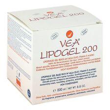 VEA LIPOGEL 200 ml GEL LIPOPHILES AVEC VITAMINE E PURE POUR éviter la peau sèche
