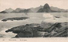 * BRAZIL - Rio de Janeiro - Forte do Imbuhy, Military Ship