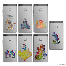Disney P8 P9 Case/Cover for Huawei Lite LTE Phone / Silicone Soft Gel Protector