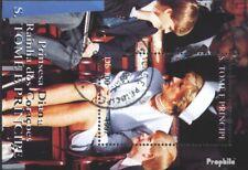 Sao Tome e Principe gestempeld 1997 Dood van Prinses Diana