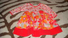 BOUTIQUE BABY LULU 12M 12 MONTHS FLORAL DRESS