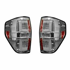 RECON 264178BK Ford F-150 1997-2017 Smoked-Red Tail Lights LED