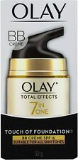 Olay Total Effects 7 in One Touch of Foundation Face Cream BB Crme SPF 15 50g
