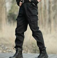 Mens Outdoor Military City Tactical Ripstop Combat Camping Summer Pants Trousers