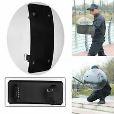 3mm PC Transparent Hand-held Police Anti-Riot Shield For Security Protection CS