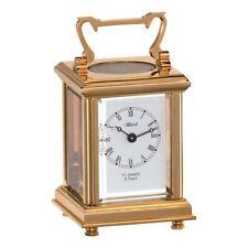 Pendule de Voyage Mécanique 8 jours Hermle rectangulaire 12646-000122