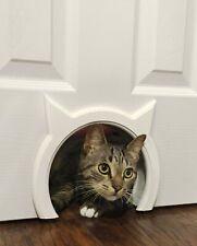New listing The Kitty Pass Interior Cat Door Hidden Litter Box Pet Door for Cats up to 21 lb