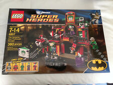 LEGO Batman The Dynamic Duo Funhouse Escape 6857 NEW FACTORY SEALED