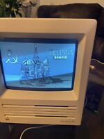Vintage Apple Macintosh SE M5010 dual 800k
