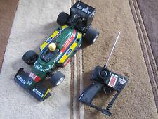 Vintage- RE.EL Toys- Rarissime Benetton Ford Riello Nannini Radio commandé