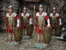 "Landi Roman Soldiers 4.5"" Nativity Scene Figurines 7 Pcs Soldados Pesebre"