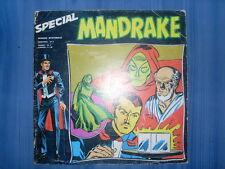 trimestriel Spécial MANDRAKE numéro 2  ( mondes mystérieux nouvelle série) 1974