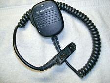 Motorola Mtx Push Button Microphone - Hmn9052E