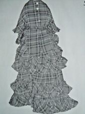 "French Fashion Club Design Pattern WALKING DRESS 1869 Fits 18"" to 20"" Doll"
