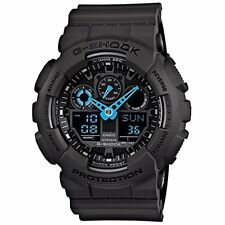 Casio Mens G SHOCK Analog-Digital Sport Quartz Watch NWT GA-100C-8A