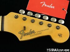 """Fender USA Custom Shop 1964 Relic Stratocaster NECK + TUNERS Strat """"C"""" Rosewood"""