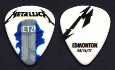 Metallica James Hetfield Edmonton 8/16/17 Guitar Pick - 2017 WorldWired Tour