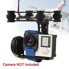 CNC Metal Brushless Camera Gimbal With Controller For FPV 2 GoPro 3/4 Black UP