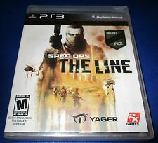 Spec Ops: The Line -- Premium Edition Sony PlayStation 3 *New-Sealed-Free Ship!