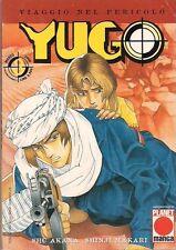 YUGO: VIAGGIO NEL PERICOLO VOLUME 3 EDIZIONE PLANET MANGA