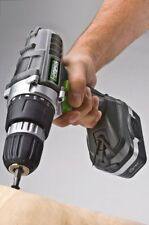 Electric Drill Drivers Kit Cordless Power Hand Tools 18 Volt Home Improvement