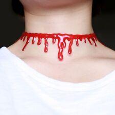 QUEEN of the trasformò Bathory sangue A GOCCIA Collana Vampire Horror PADRONA scuro